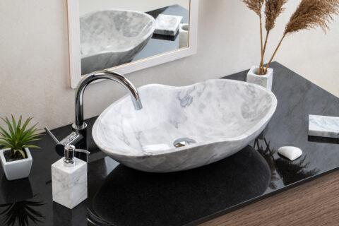 Lavabi in Marmo Luxury